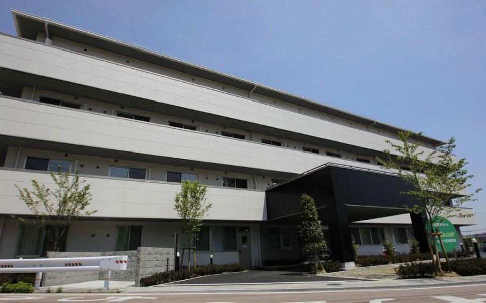 スマイルコート茨木豊川南の外観写真